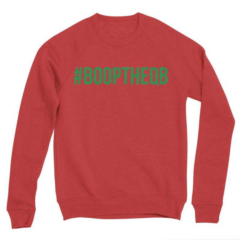 #booptheqb Women's Sponge Fleece Sweatshirt by My Shirty Life