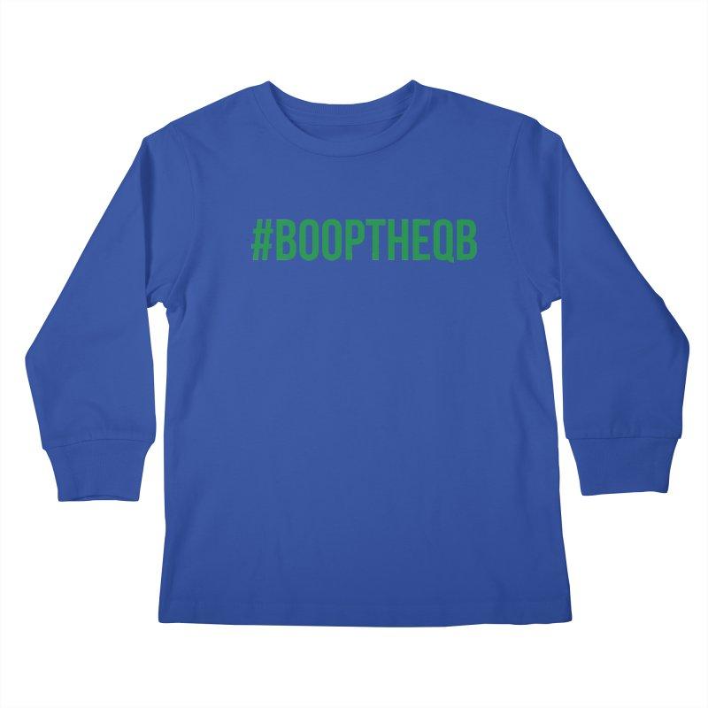 #booptheqb Kids Longsleeve T-Shirt by My Shirty Life