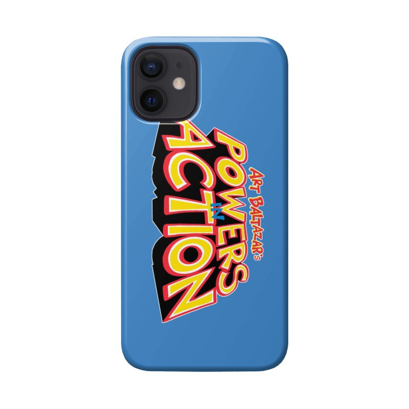 POWERS IN ACTION Accessories Phone Case by Art Baltazar