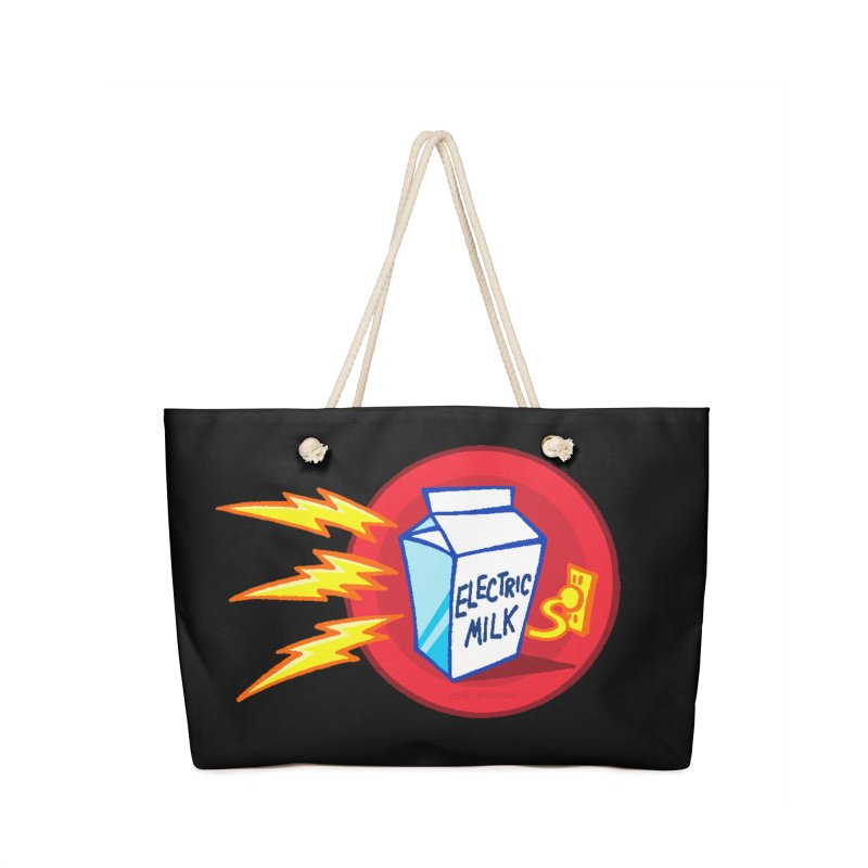ELECTRIC MILK COMICS! Accessories Bag by Art Baltazar
