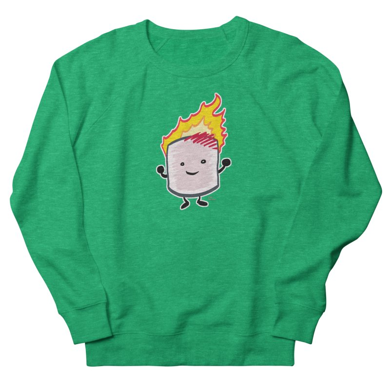 MARSHA! Women's Sweatshirt by Art Baltazar