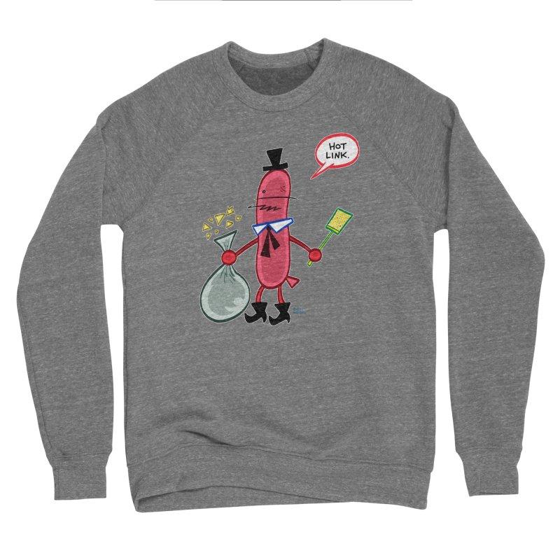 ABRAHAM LINKAGE Women's Sweatshirt by Art Baltazar