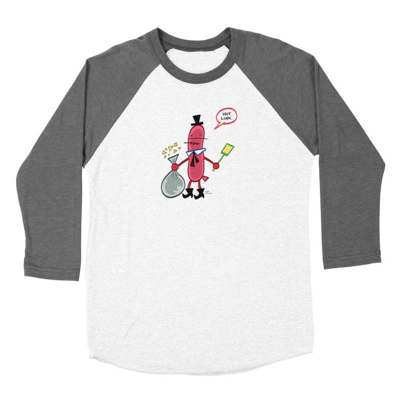 ABRAHAM LINKAGE Women's Longsleeve T-Shirt by Art Baltazar