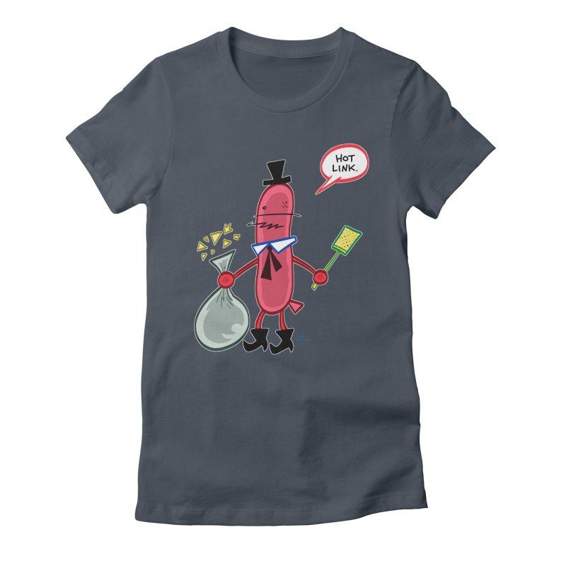 ABRAHAM LINKAGE Women's T-Shirt by Art Baltazar