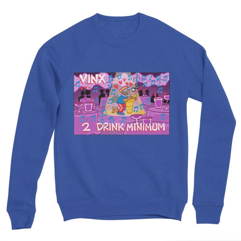 VINX:  2 DRINK MINIMUM Women's Sweatshirt by Art Baltazar