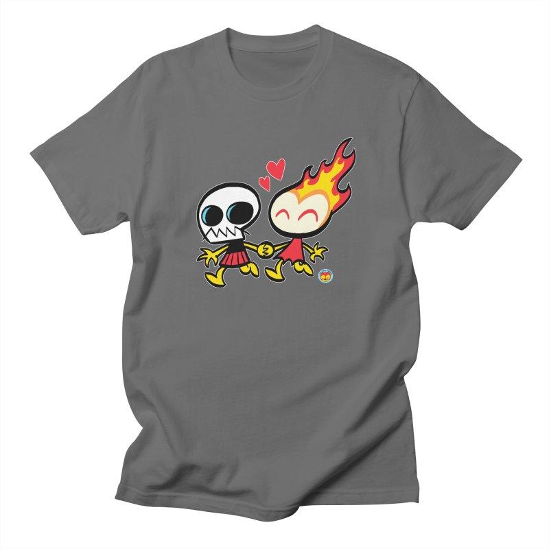 GRIMMISS in LOVE Men's T-Shirt by Art Baltazar