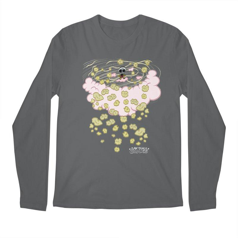EVIL GRIMMISS Men's Longsleeve T-Shirt by Art Baltazar