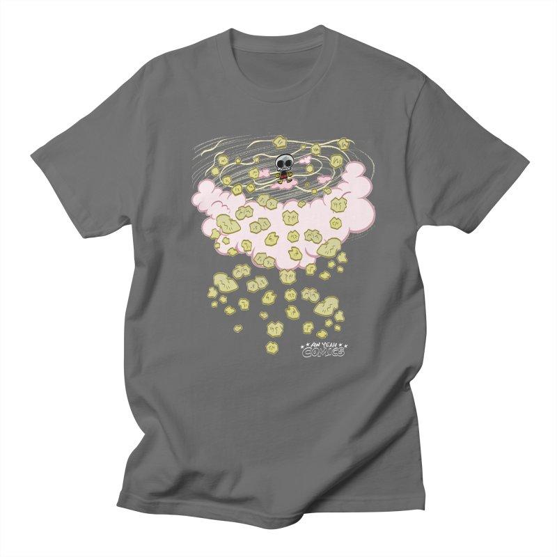 EVIL GRIMMISS Men's T-Shirt by Art Baltazar
