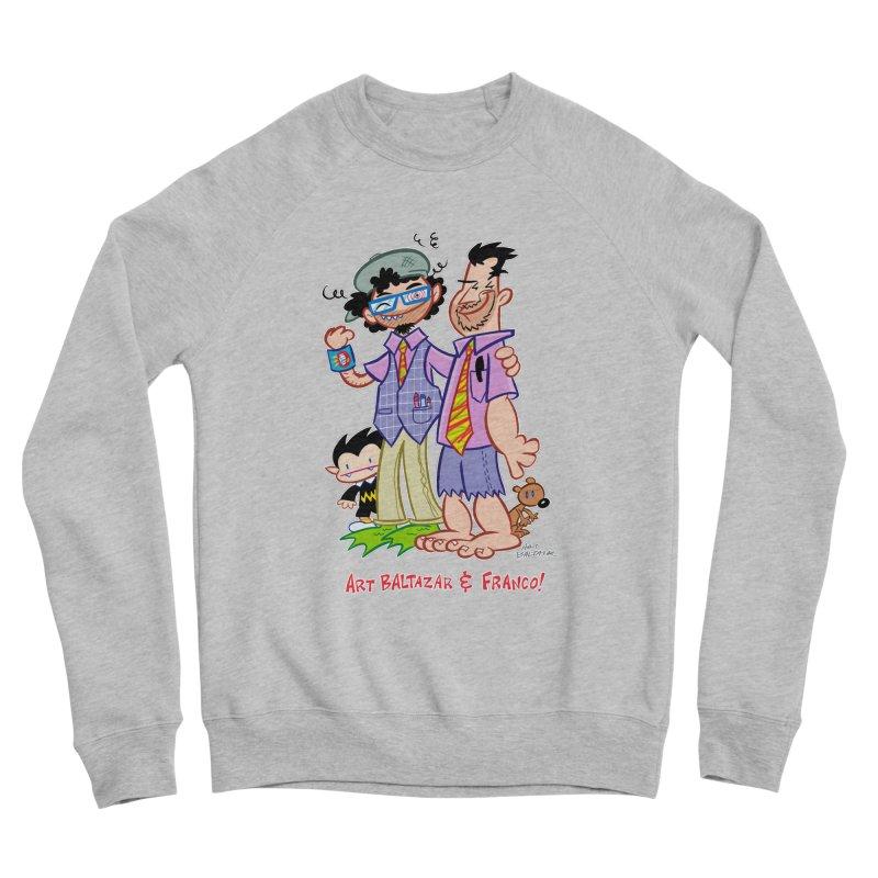 ART BALTAZAR & FRANCO Women's Sweatshirt by Art Baltazar