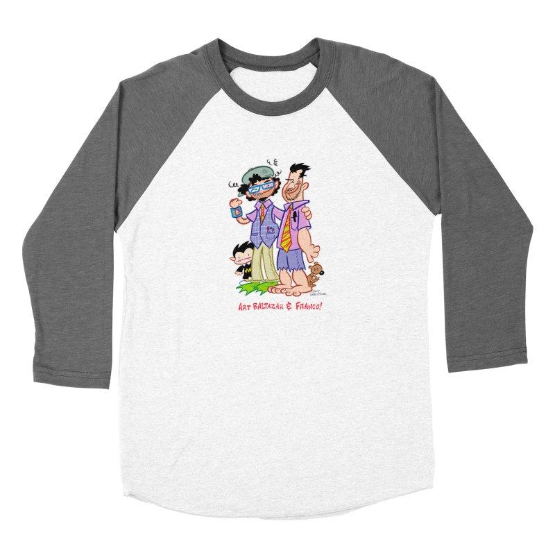 ART BALTAZAR & FRANCO Women's Longsleeve T-Shirt by Art Baltazar