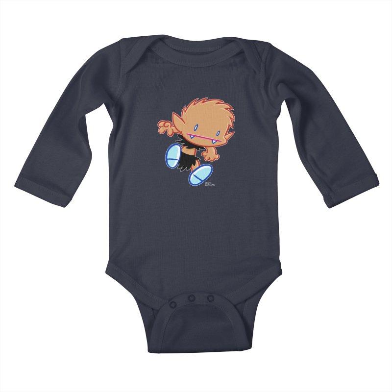 PATRICK the WOLF BOY 2 Kids Baby Longsleeve Bodysuit by Art Baltazar
