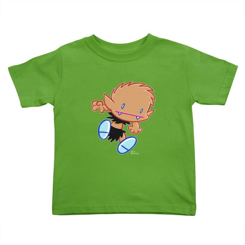 PATRICK the WOLF BOY 2 Kids Toddler T-Shirt by Art Baltazar