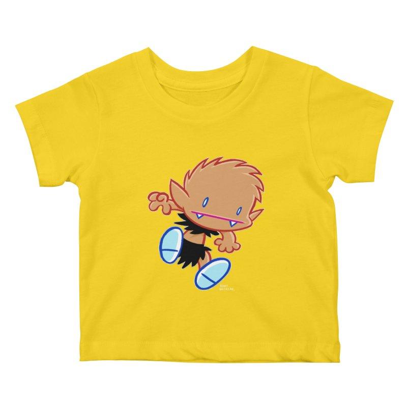 PATRICK the WOLF BOY 2 Kids Baby T-Shirt by Art Baltazar
