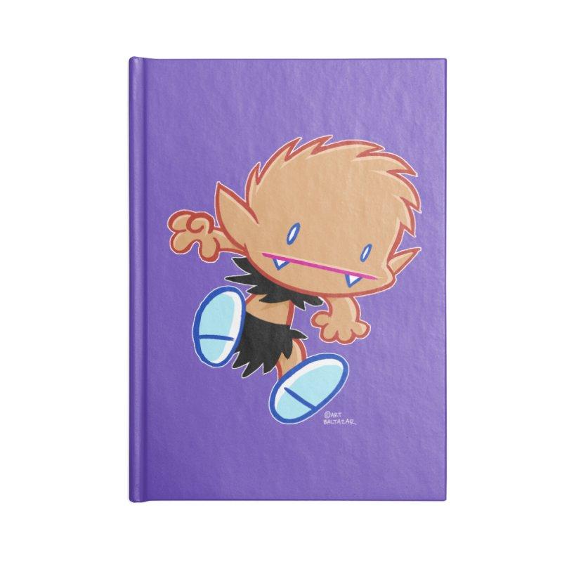 PATRICK the WOLF BOY 2 Accessories Notebook by Art Baltazar