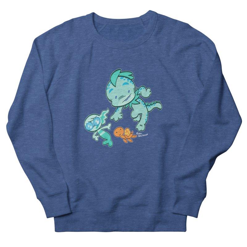 GILLBERT the Little MERMAN & Friends Men's Sweatshirt by Art Baltazar