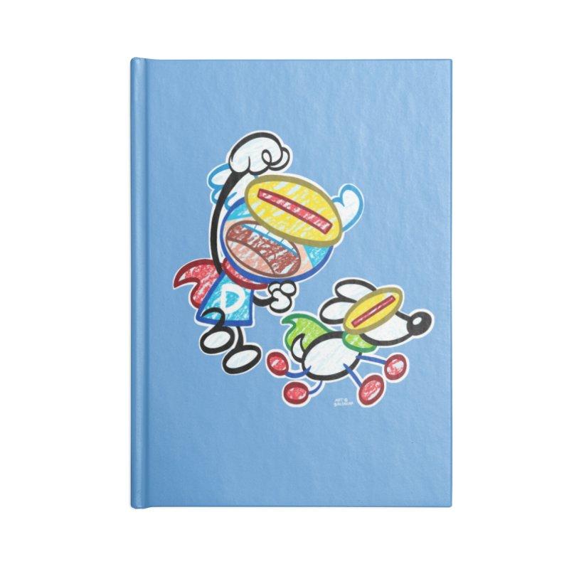 DREW & JOT Accessories Notebook by Art Baltazar