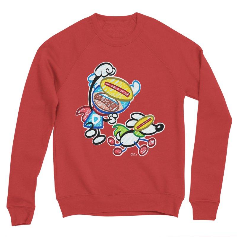 DREW & JOT Women's Sweatshirt by Art Baltazar