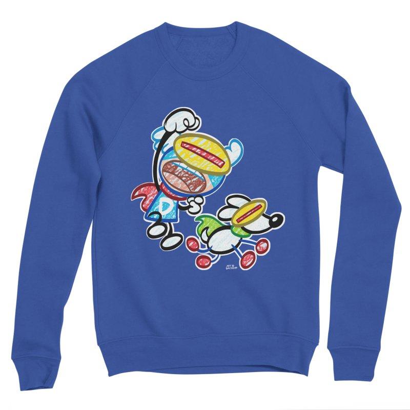 DREW & JOT Men's Sweatshirt by Art Baltazar