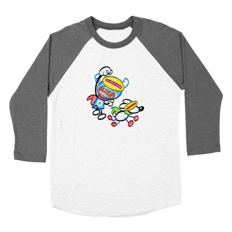 DREW & JOT Women's Longsleeve T-Shirt by Art Baltazar