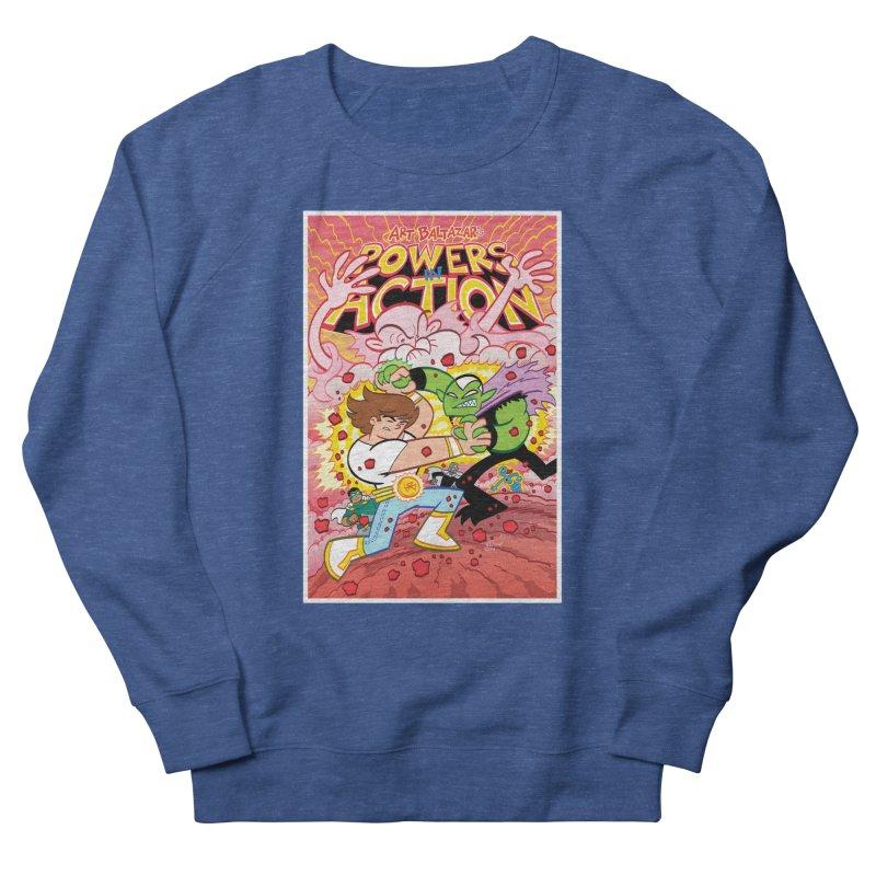 POWERS IN ACTION #3 COVER! Men's Sweatshirt by Art Baltazar