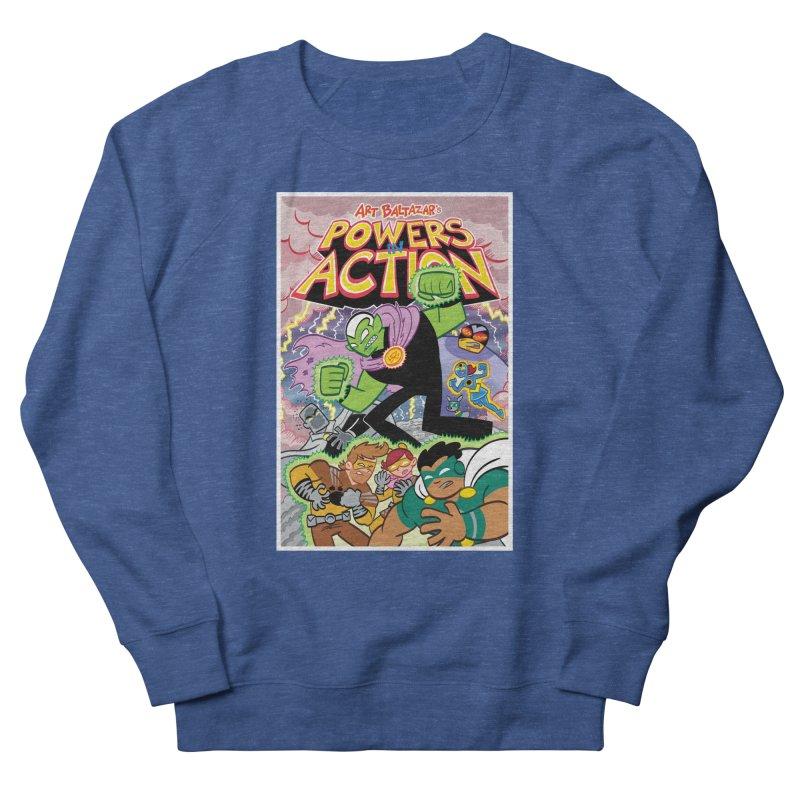 POWERS IN ACTION #2 COVER! Men's Sweatshirt by Art Baltazar
