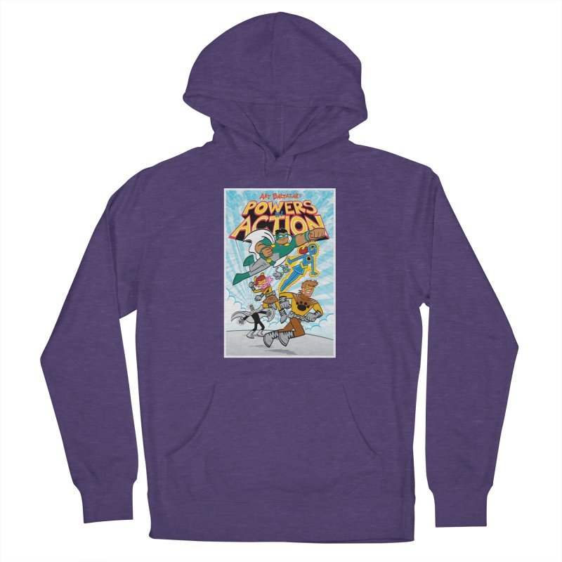 POWERS IN ACTION #1 COVER! Women's Pullover Hoody by Art Baltazar