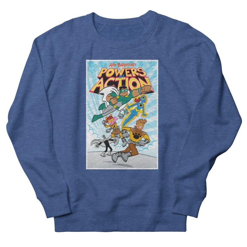 POWERS IN ACTION #1 COVER! Men's Sweatshirt by Art Baltazar