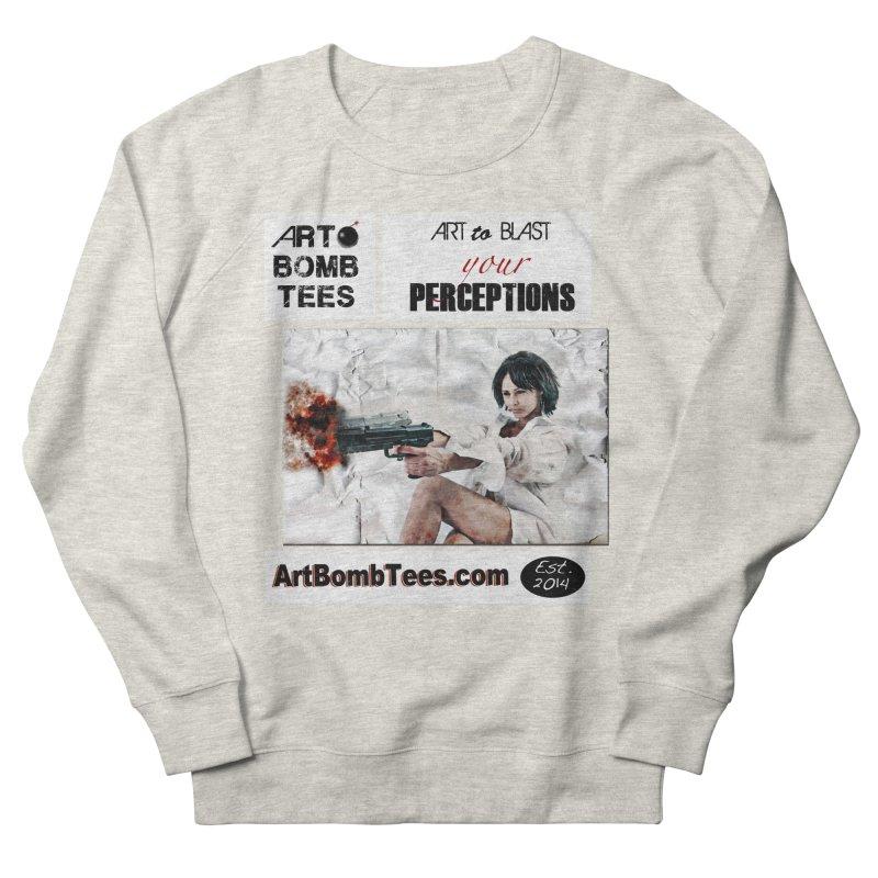 Art to Blast Your Perceptions Men's Sweatshirt by artbombtees's Artist Shop