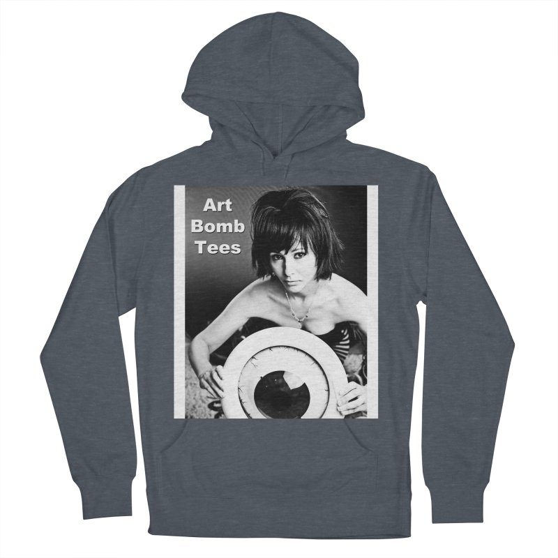 Eye of the Beholder Women's Pullover Hoody by artbombtees's Artist Shop