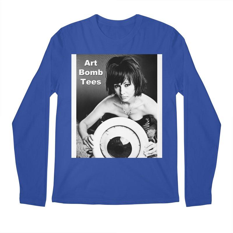 Eye of the Beholder Men's Longsleeve T-Shirt by artbombtees's Artist Shop