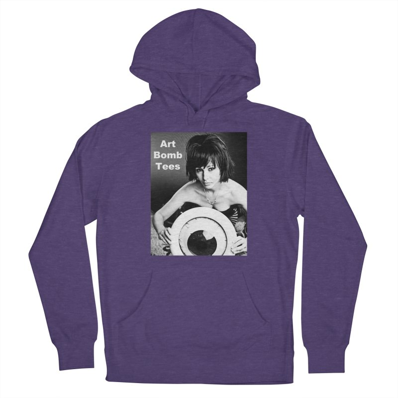 Eye of the Beholder - Borderless Men's French Terry Pullover Hoody by artbombtees's Artist Shop