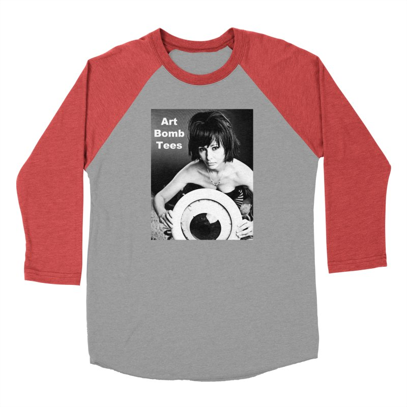 Eye of the Beholder - Borderless Men's Longsleeve T-Shirt by artbombtees's Artist Shop