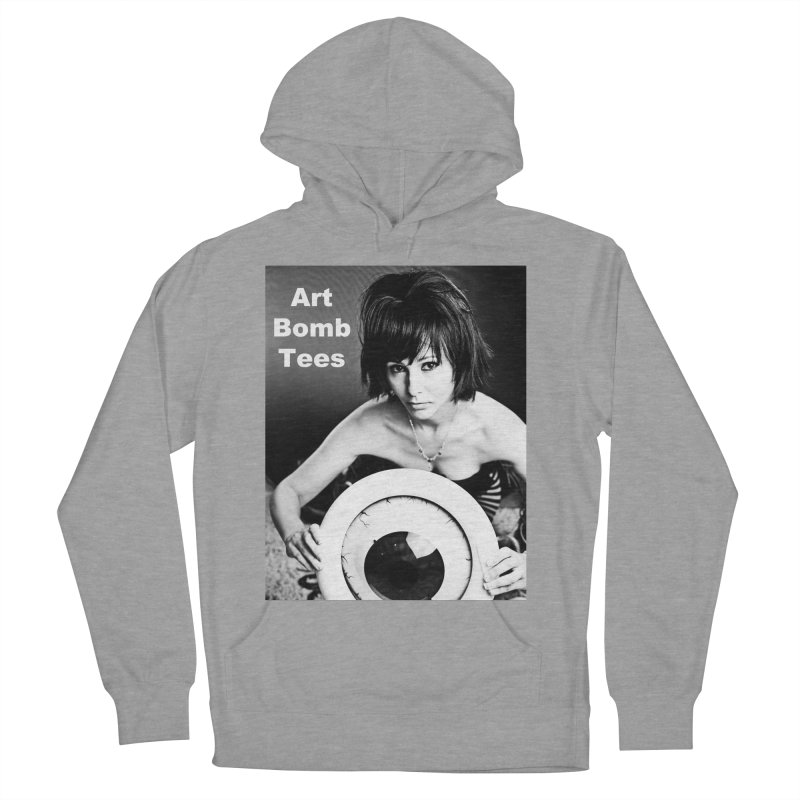 Eye of the Beholder - Borderless Men's Pullover Hoody by artbombtees's Artist Shop