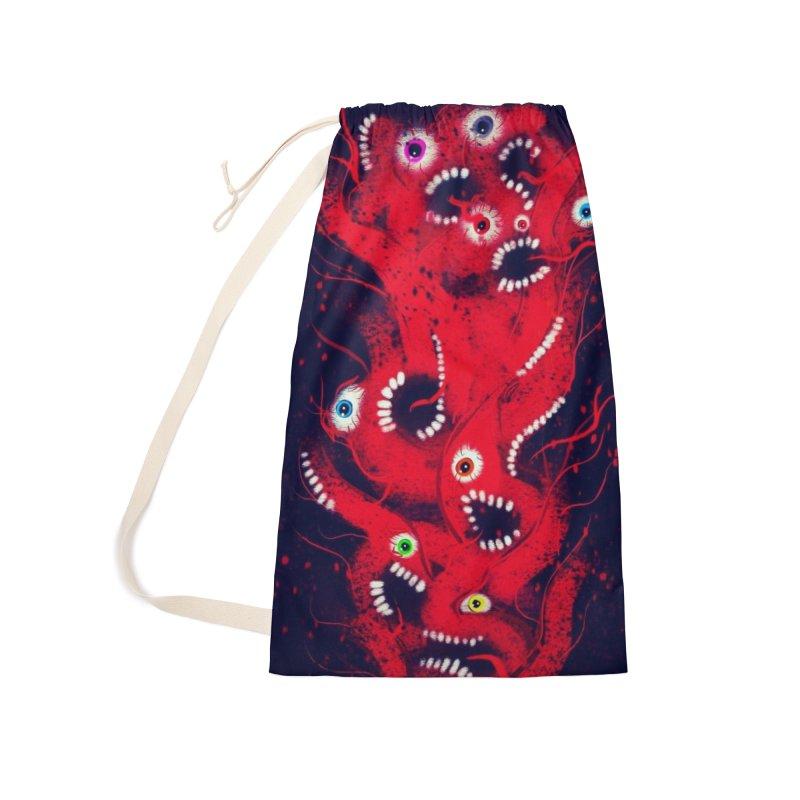 Anguish Accessories Bag by artbombtees's Artist Shop