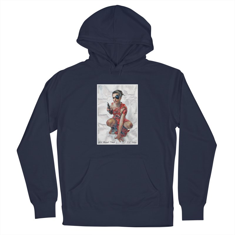 Army of One - Color Women's Pullover Hoody by artbombtees's Artist Shop