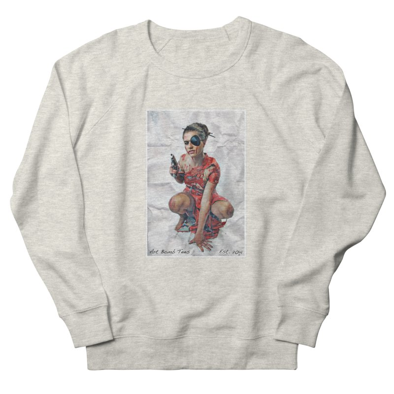Army of One - Color Women's Sweatshirt by artbombtees's Artist Shop