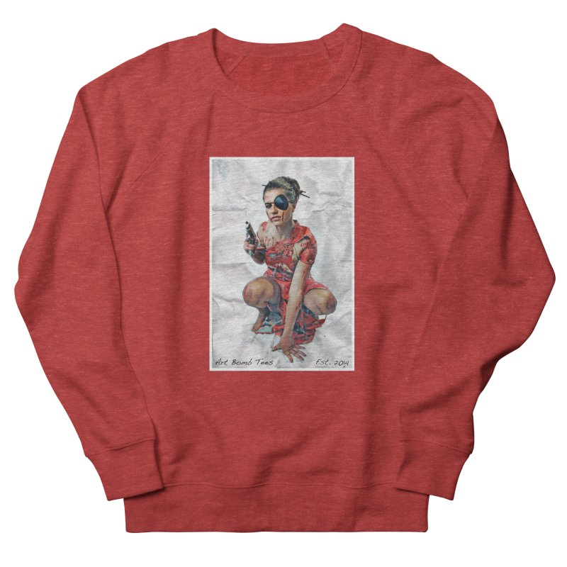 Army of One - Color Men's French Terry Sweatshirt by artbombtees's Artist Shop