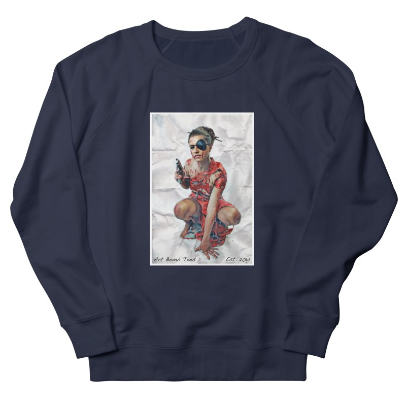 Army of One - Color Men's Sweatshirt by artbombtees's Artist Shop