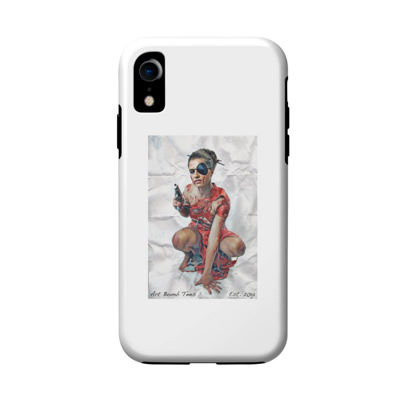 Army of One - Color Accessories Phone Case by artbombtees's Artist Shop
