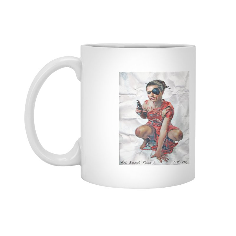 Army of One - Color Accessories Mug by artbombtees's Artist Shop