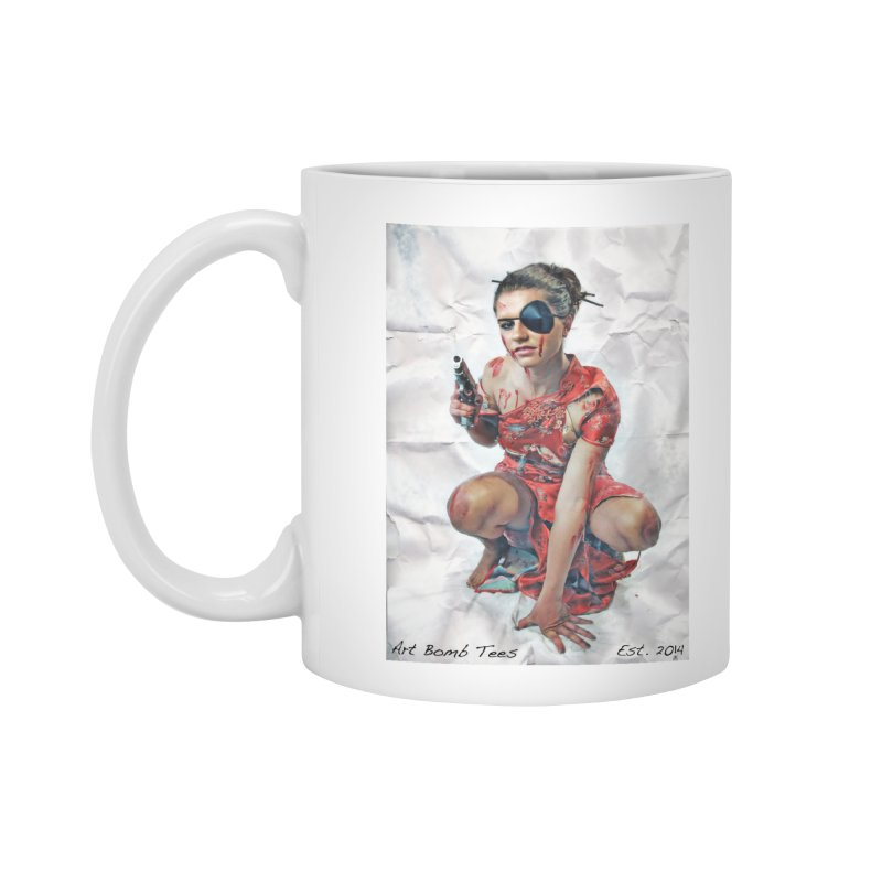 Army of One - Color Accessories Standard Mug by artbombtees's Artist Shop