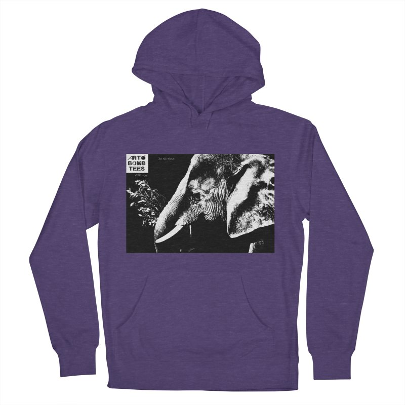 Do No Harm Women's French Terry Pullover Hoody by artbombtees's Artist Shop