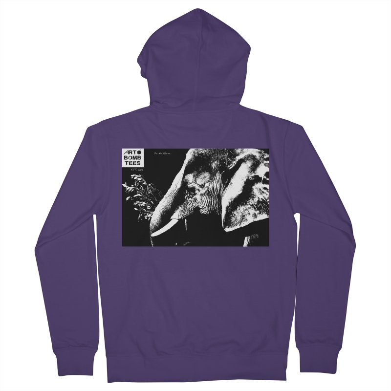 Do No Harm Women's Zip-Up Hoody by artbombtees's Artist Shop