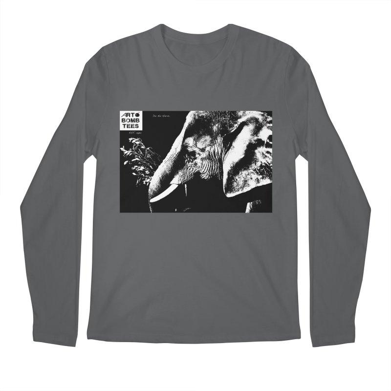 Do No Harm Men's Regular Longsleeve T-Shirt by artbombtees's Artist Shop