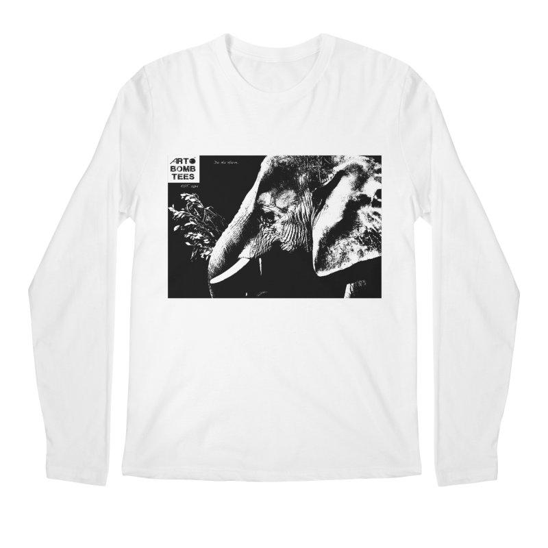 Do No Harm Men's Longsleeve T-Shirt by artbombtees's Artist Shop