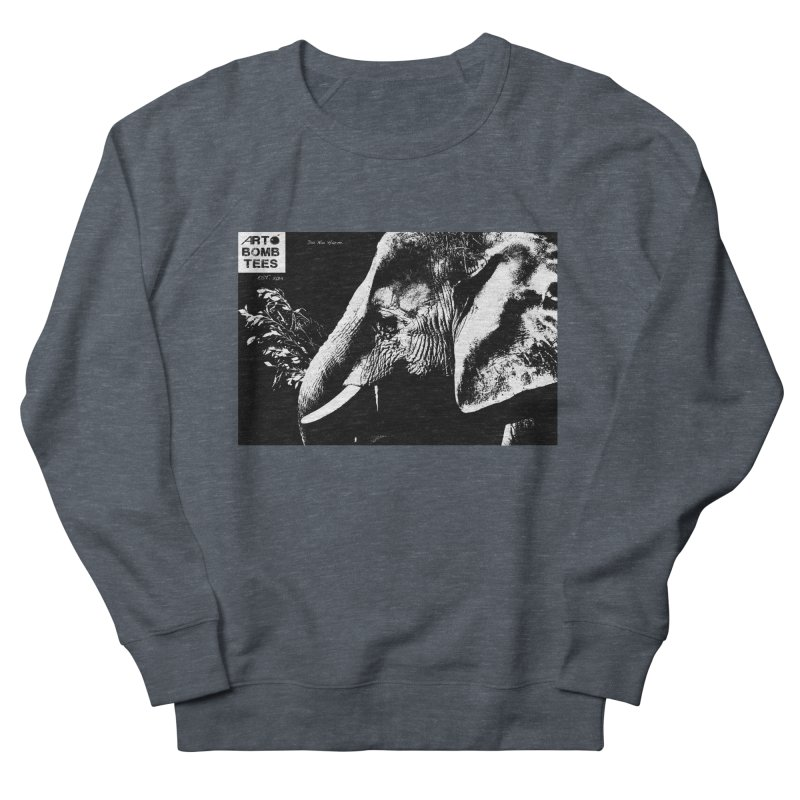 Do No Harm Men's French Terry Sweatshirt by artbombtees's Artist Shop