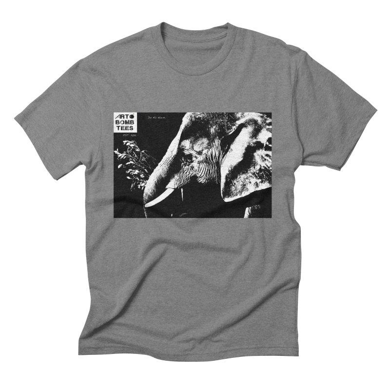 Do No Harm Men's T-Shirt by artbombtees's Artist Shop