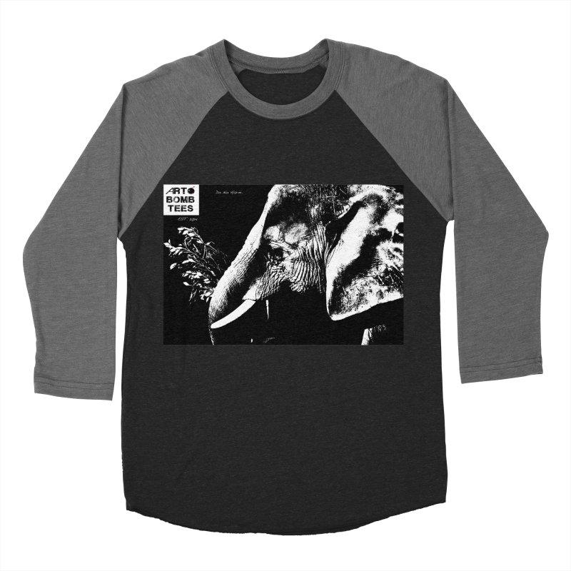 Do No Harm Women's Baseball Triblend Longsleeve T-Shirt by artbombtees's Artist Shop