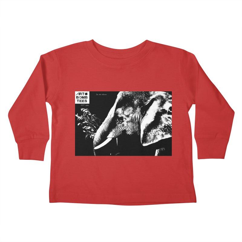 Do No Harm Kids Toddler Longsleeve T-Shirt by artbombtees's Artist Shop