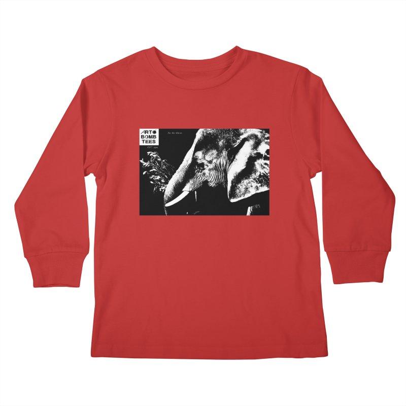 Do No Harm Kids Longsleeve T-Shirt by artbombtees's Artist Shop
